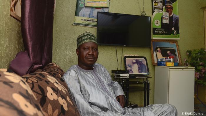 Präsidentschaftswahl Nigeria Aliyu Rabe Daura