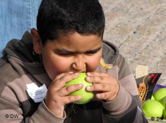 Campanha vai levar frutas e legumes a 18 mil alunos em 180 escolas
