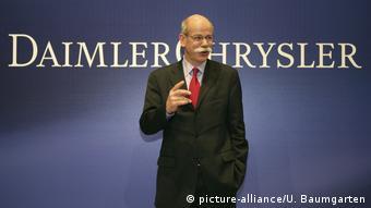 Πέρασε όλο τον επαγγελματικό του βίο στη Daimler