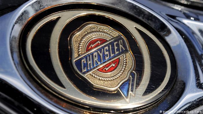 Symbolfoto Konzern Daimler-Chrysler (picture-alliance/dpa/J. Lane)