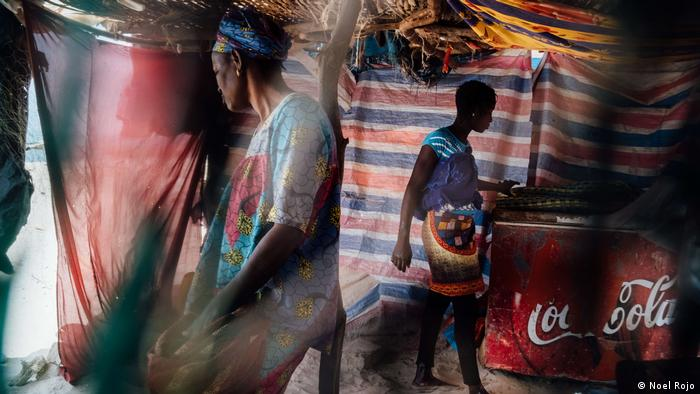 Senegal: causa de fuga por cambio climático, las mujeres se quedan abandonadas