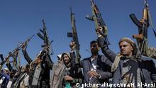 Jemen | Bewaffnete Huthi-Rebellen