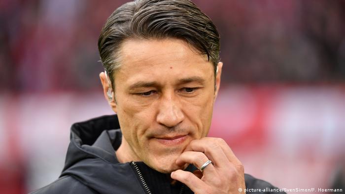 Fußball Bundesliga Niko Kovac, Trainer FC Bayern München
