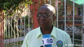 Mosambik José Lobo, Stellvertreter - Partei MDM