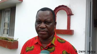 Mosambik Rijone Bombino, Mitglied FRELIMO