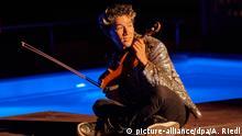 Deutschland Iskandar Widjajas Konzert in Berlin