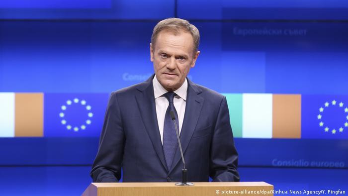 Belgien | PM Donald Tusk