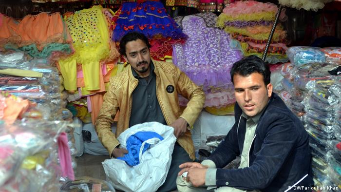 Afghanistan Peschawar Reaktion auf Russland-Gespräche