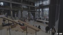 Euromaxx Bibliothek als urbanes Wohnzimmer