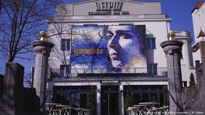 Delphi Filmpalast, Berlin (picture-alliance/akg-images/ L. M. Peter)