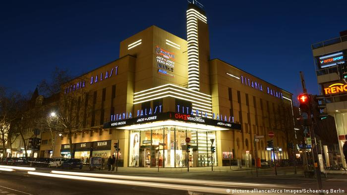 Titania Palast in Berlin (picture-alliance/Arco Images/Schoening Berlin)