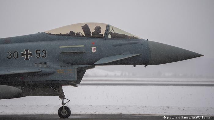 Symbolbild | Deutschland | Militär (picture-alliance/dpa/A. Bänsch)