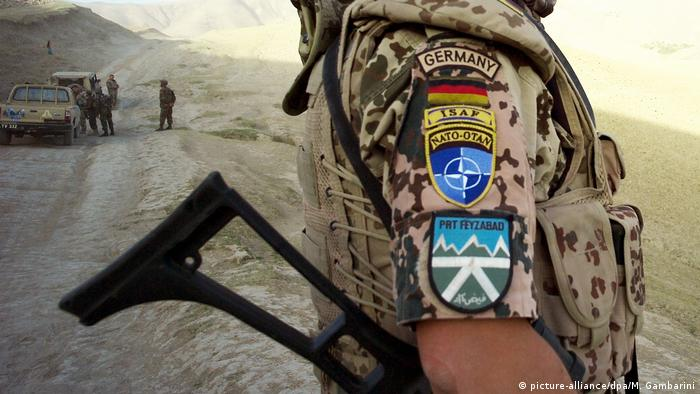 NATO - ISAF-Truppe in Afghanistan