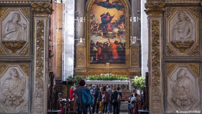 Italien | Frari Kirche in Venedig (imago/Hohlfeld)