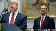 USA Trump schlägt David Malpass als neuen Chef der Weltbank vor