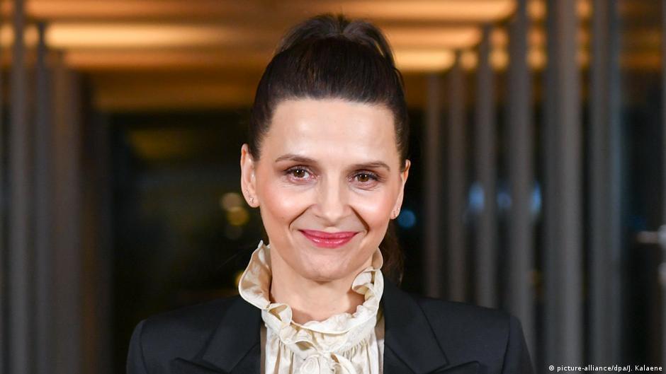 Deutschland 69. Berlinale Juliette Binoche beim Jury-Dinner