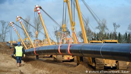 Άδηλο το μέλλον του North Stream 2