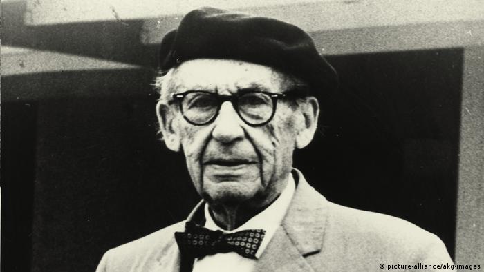 Вальтер Гропиус, 1960 год
