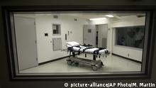 USA Alabama Todesstrafe