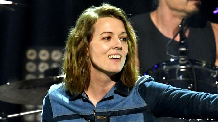 Brandi Carlile (Getty Images/K. Winter)