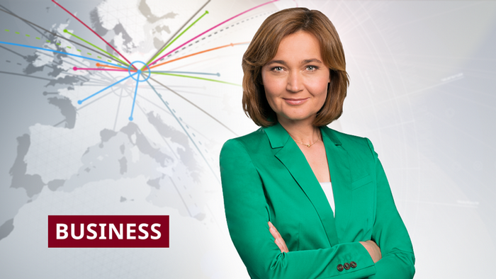 DW Business Moderatorin Monika Jones (Artikelbild Detailseite)