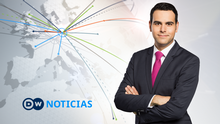 DW noticias Moderator Javier Arguedas (Artikelbild)