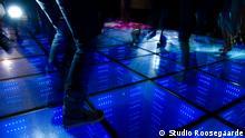 Dancefloor Nachhaltigkeit Stromerzeugung Elektrizität