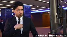 Italien Rom - FIFA: Nasser Al-Khelaifi