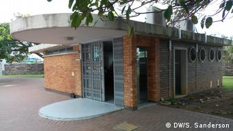 Police station, Durban
