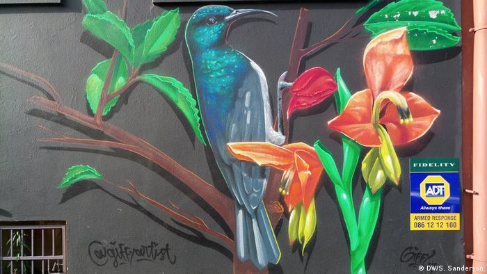 Graffiti in Durban