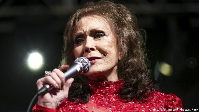 Loretta Lynn (picture-alliance/AP Photo/R. Fury)
