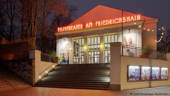 Filmtheater am Friedrichshain in Berlin (Yorck Kinogruppe, Daniel Horn)