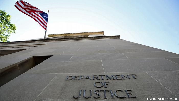 US Department of Justice (Getty Images/M. Wilson)