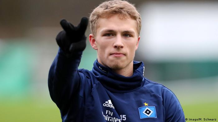 Jann-Fiete Arp may join Bayern at the end of the current season
