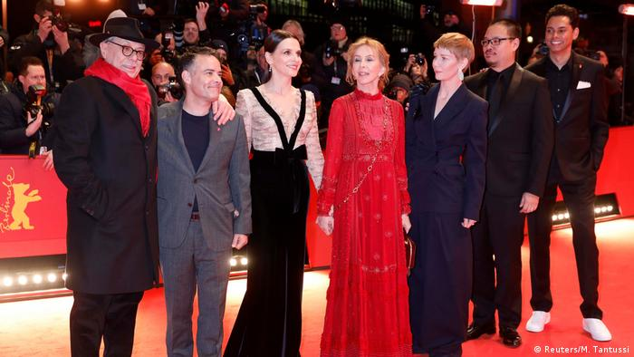 Deutschland Eröffnung der 69. Berlinale   Jury