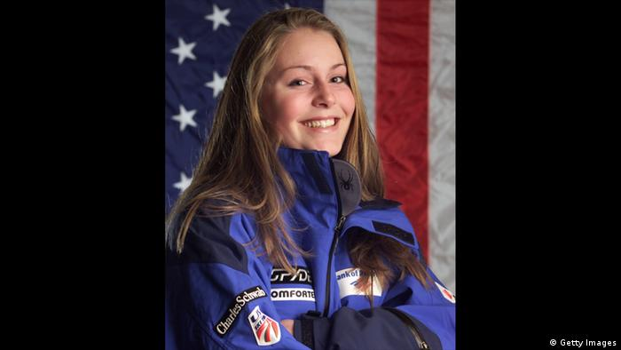 Lindsey Kildow USSA Media Day 2001 (Getty Images)