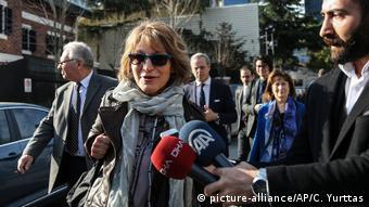 Agnes Callamard has criticized Saudi authorities for blocking the investigation