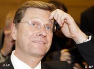 گیدو وستروله، وزیر امور خارجه آلمان