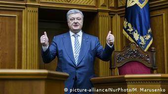 Ukraine Kiew Petro Poroschenko