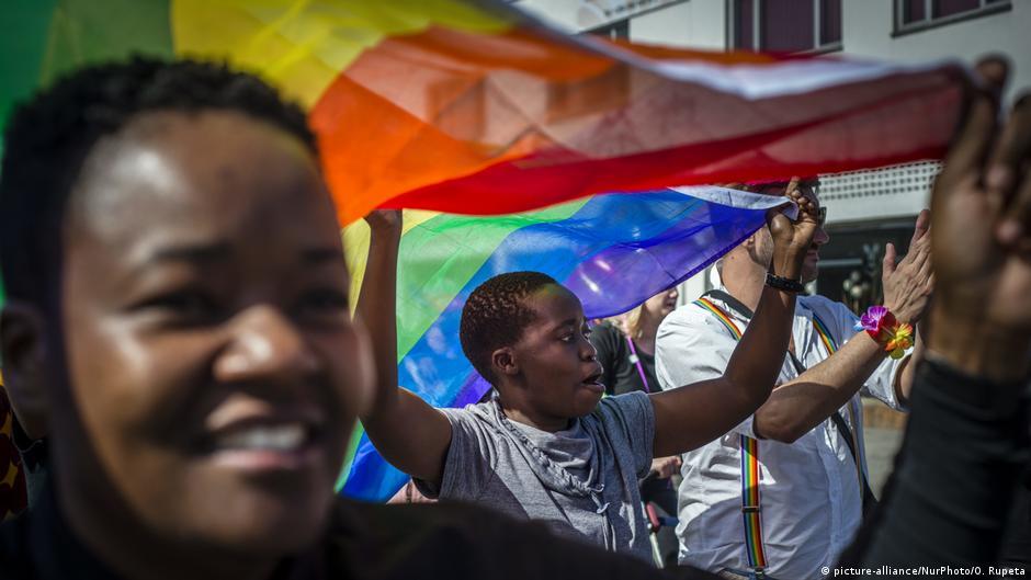Christliche Schwule aus Südafrika