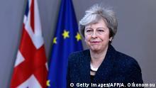 Brüssel besuch Theresa May Brexit Nachverhandlungen