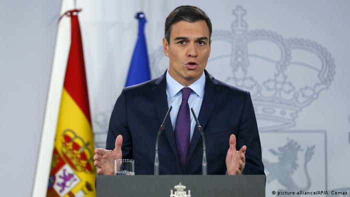 Image result for Pedro Sanchez