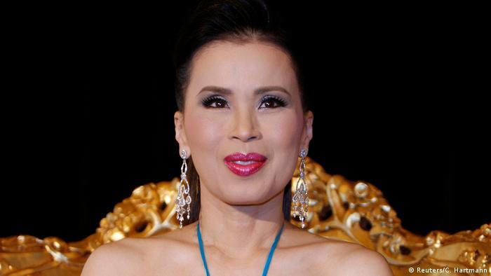 Thailand Prinzessin Ubolratana Rajakanya (Reuters/C. Hartmann)