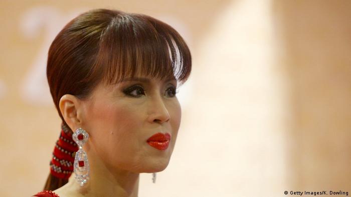 Princesa Ubolratana da Tailândia