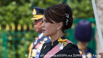 Thailand Prinzessin Ubolratana Rajakanya (picture alliance/dpa/SOPA via ZUMA Wire/G. Payen)