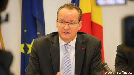Gunther Krichbaum, head of the German parliamentary committee on EU affairs