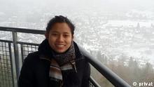Lernerporträt Megnon aus den Philippinen