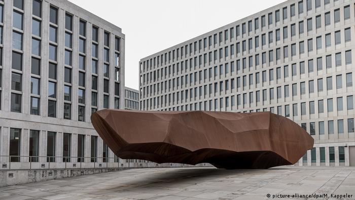 Berlińska siedziba Federalnej Służby Wywiadowczej