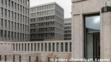 Bildergalerie BND Zentrale Umzug von Pullach nach Berlin
