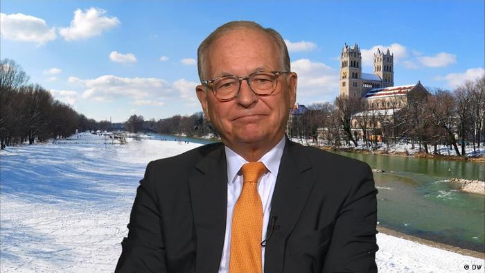 Wolfgang Ischinger, director de la Conferencia de Seguridad de Munich (CSM2019)